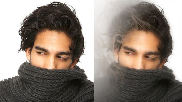 How to Create a Smoke Effect Photoshop Action