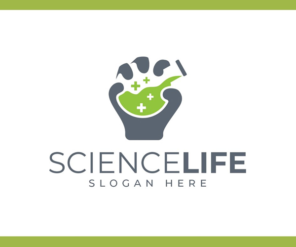 Science Life Logo