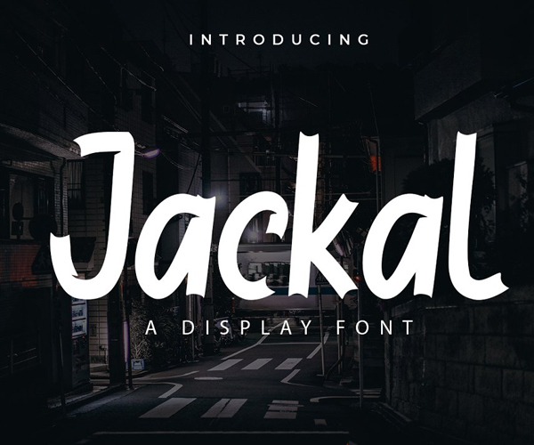handpicked_display_font