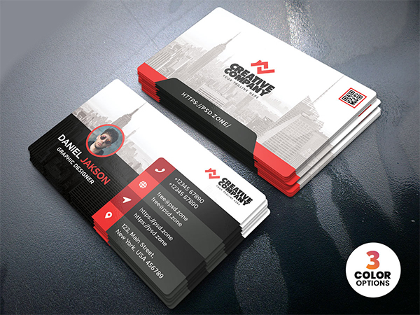 Free Best Business Card Template