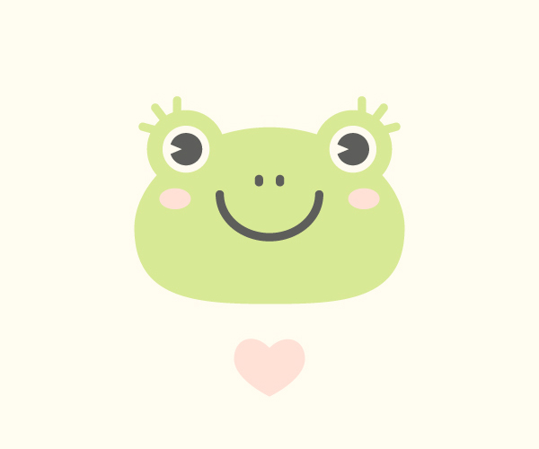 How to Draw a Cute Frog Vector in Adobe Illustrator
