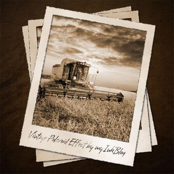 Create A Vintage Polaroid Effect In Photoshop