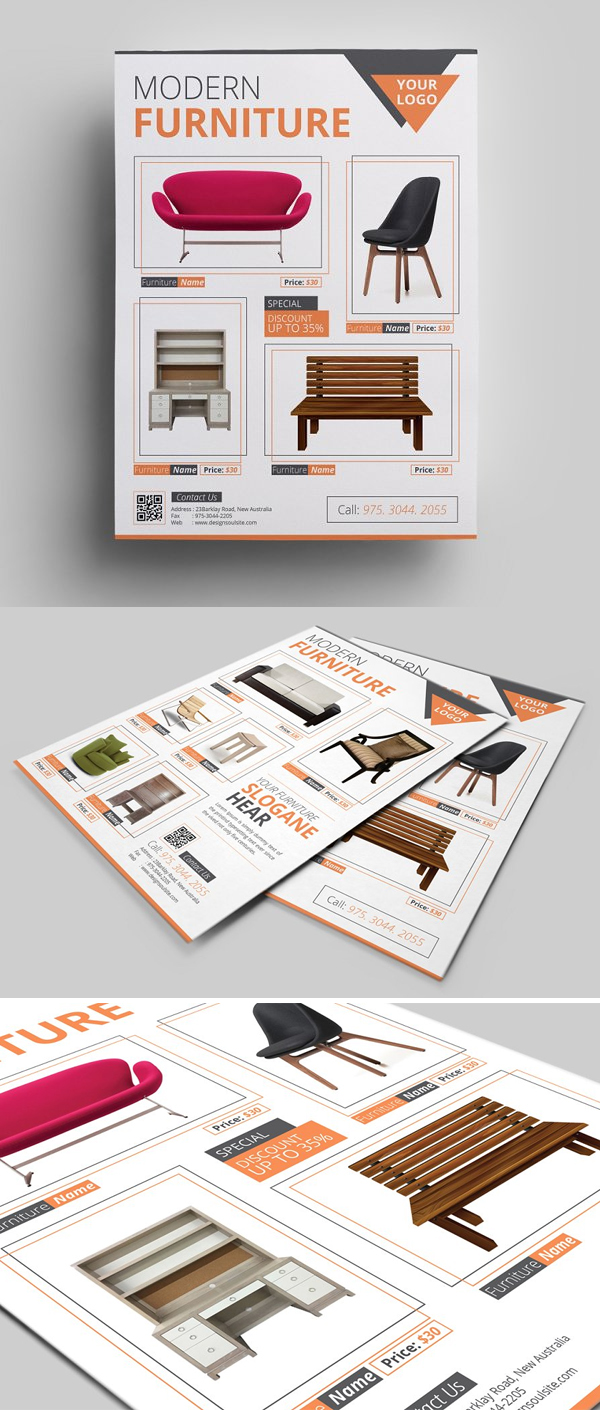 Furniture Sale Flyer