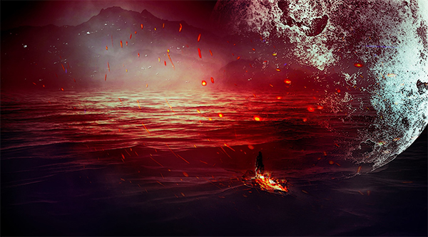 """Create """"Sail into the Unknown"""" Photo Manipulation in Photoshop"""