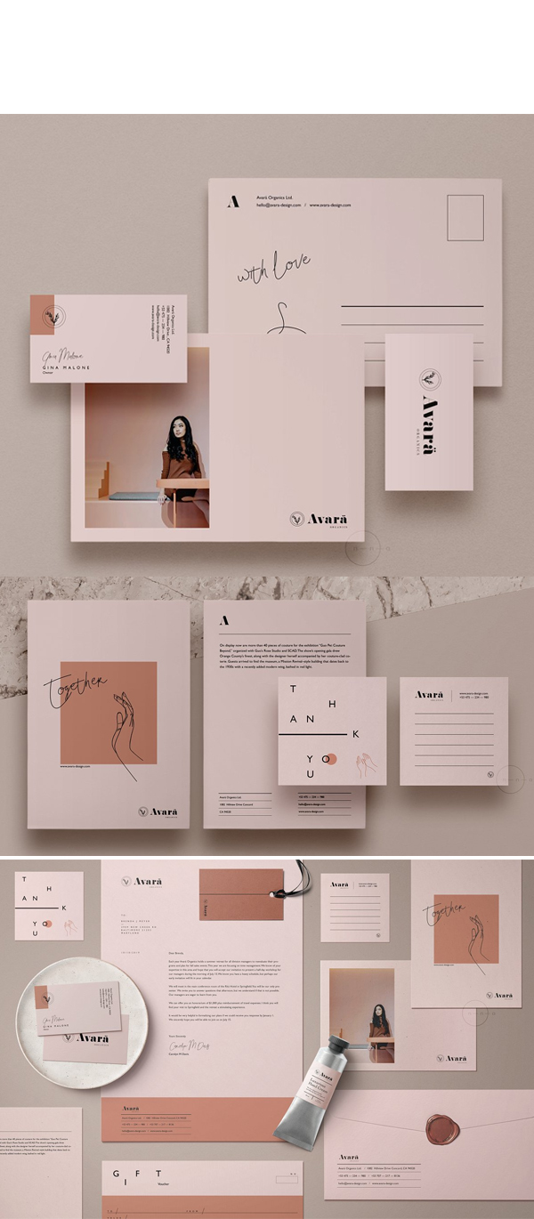 Brand Stationery Pack