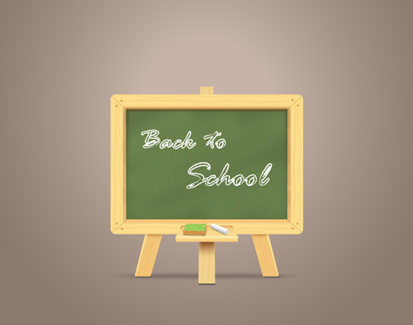 How to Create a Chalkboard in Adobe Illustrator