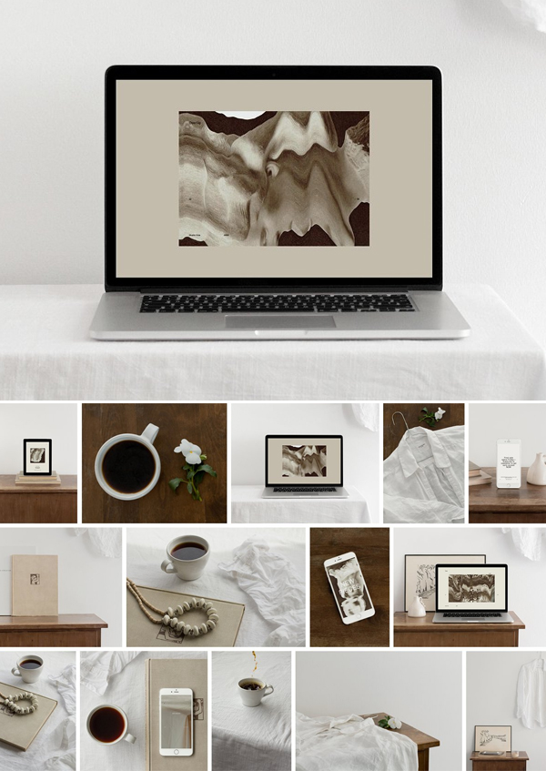 Photo and Mockup Bundle