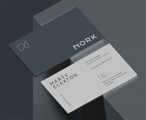 Fervor Business Card