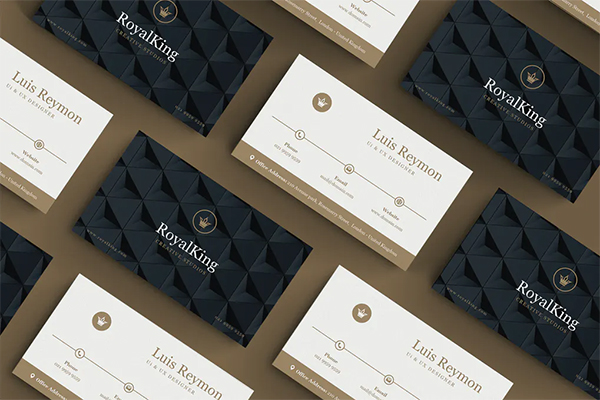 Perfect ELegant Business Card