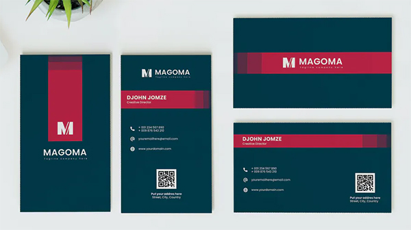 Best Awesome Business Card Design