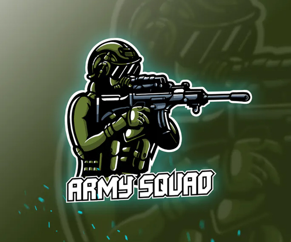 Army Squad Template