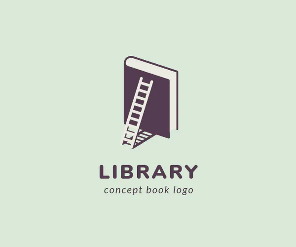 Library Logo Template