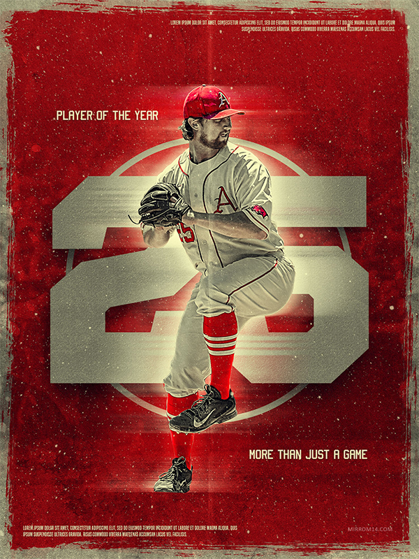 How to Create a Cool Sports Poster