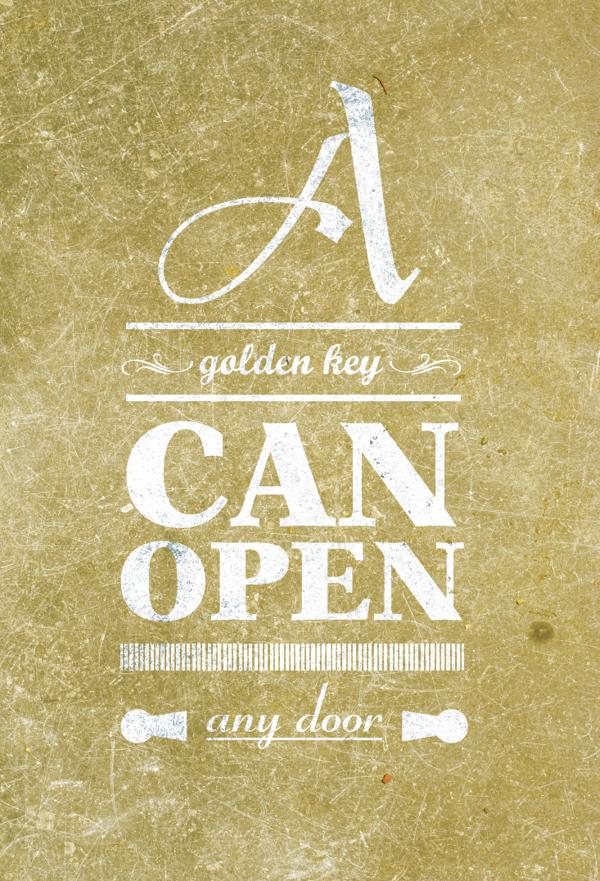 Fresh Bold Typography Design 2