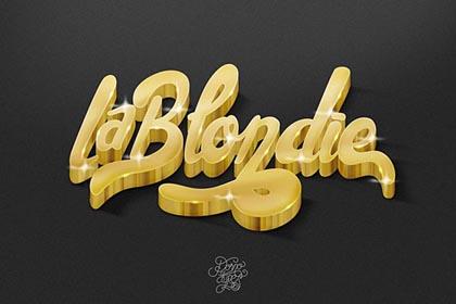 Fresh Bold Typography Design 20