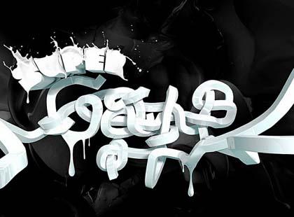 Fresh Bold Typography Design 29