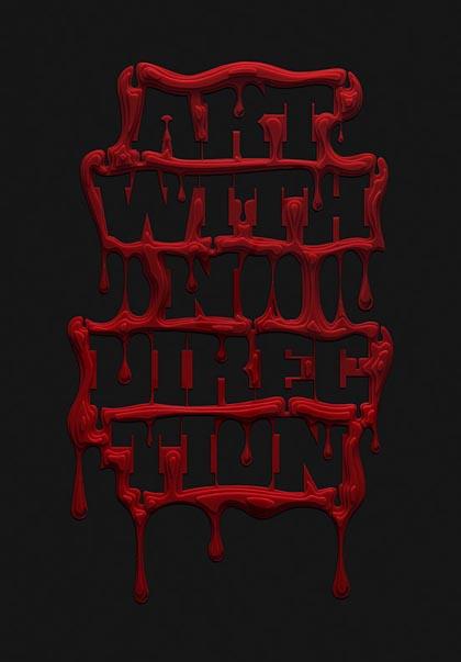 Fresh Bold Typography Design 3