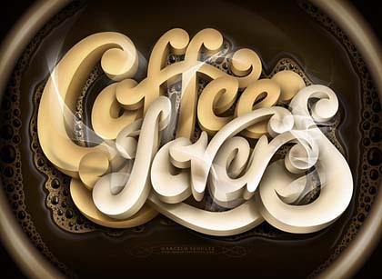 Fresh Bold Typography Design 30