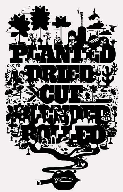Fresh Bold Typography Design 31