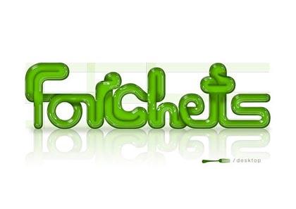 Fresh Bold Typography Design 7