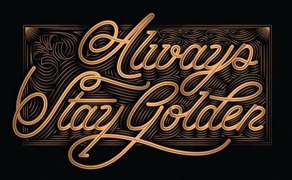 Fresh Bold Typography Design 9