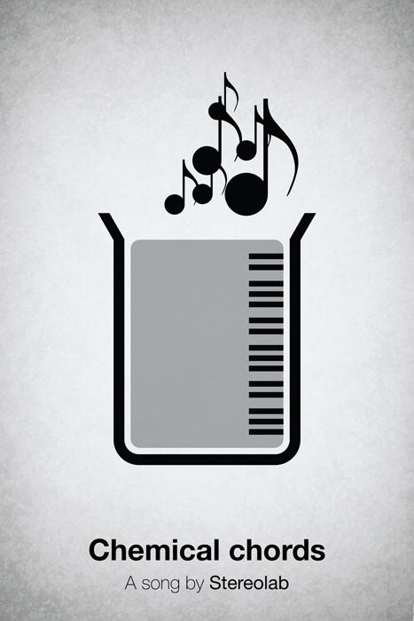 Minimal Pictogram Music Posters - 21