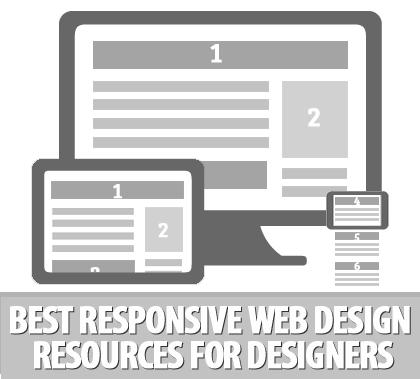 responsive webdesign resources for designers