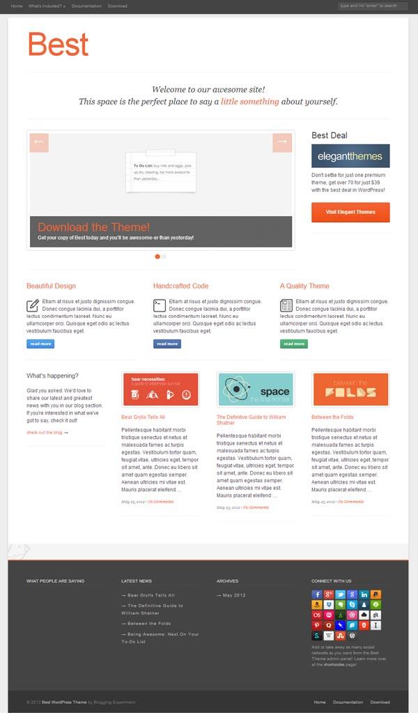 Best Theme Responsive WordPress Themes - 11