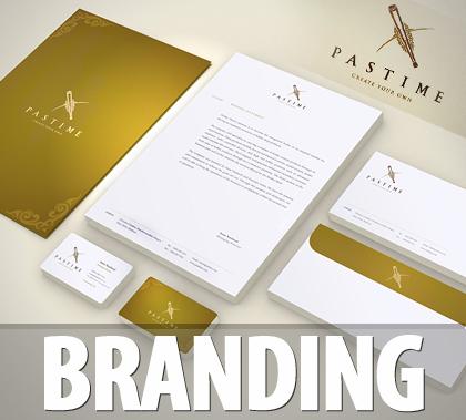 Corporate Identity, Branding & Logo Design