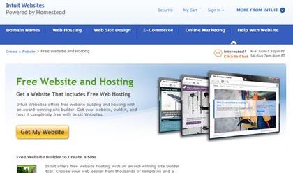 Free Website Builders 17
