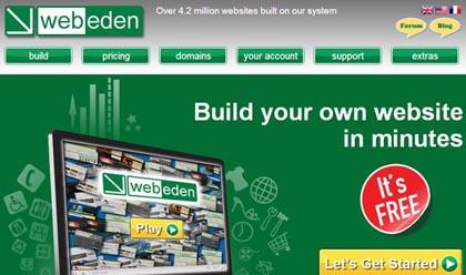 Free Website Builders 18