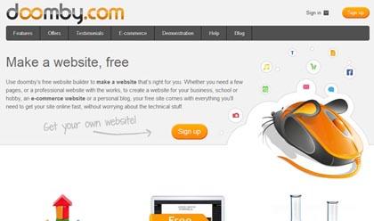 Free Website Builders 19