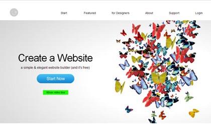 Free Website Builders 2