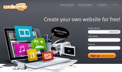 Free Website Builders 21