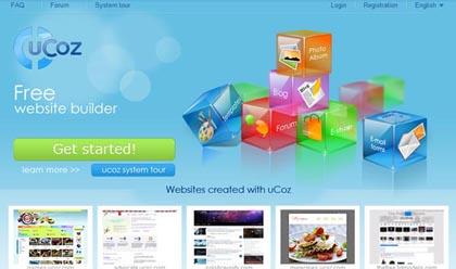 Free Website Builders 22