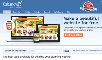 Free Website Builders 23