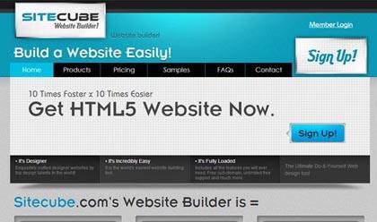 Free Website Builders 24