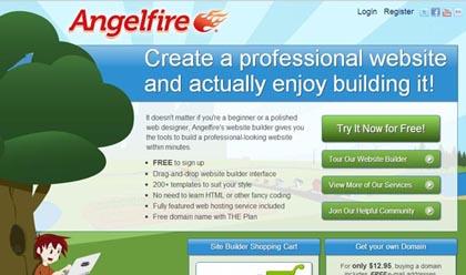 Free Website Builders 25