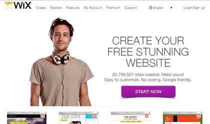 Free Website Builders 5