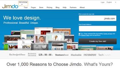 Free Website Builders 7