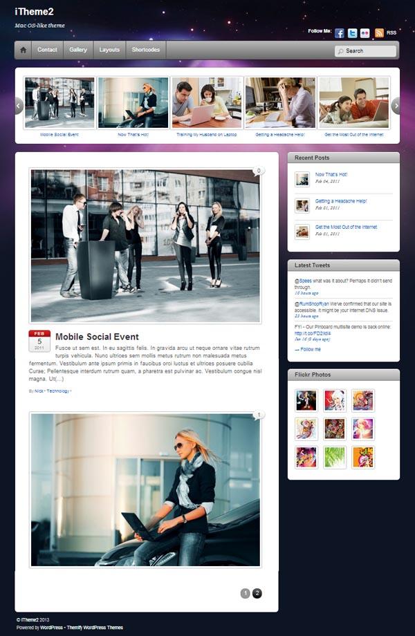 iTheme2 Responsive WordPress Themes - 9