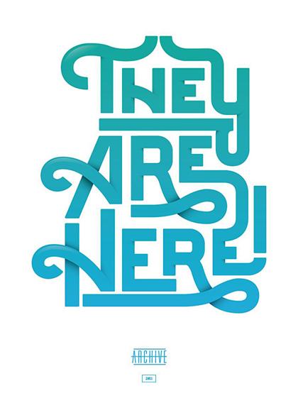 Typography design - 4