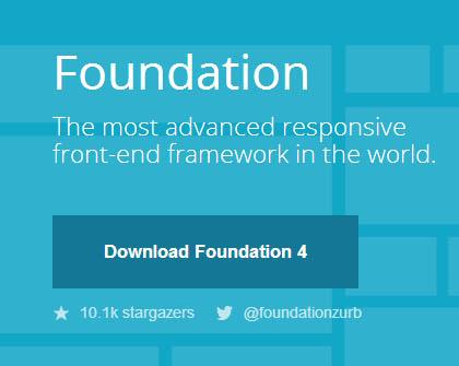 Foundation (Advanced responsive front-end framework)