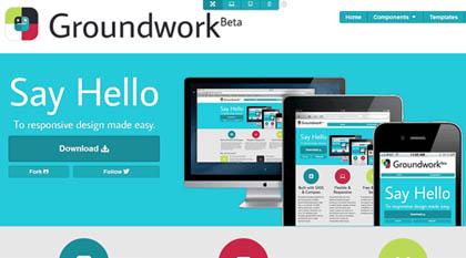 Groundwork Responsive Framework