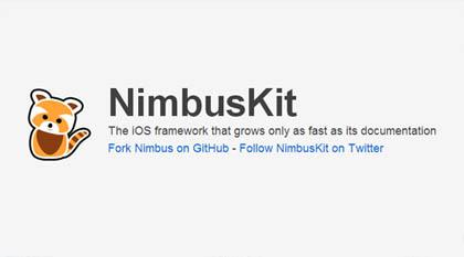 Nimbus: A Framework For iOS Designers