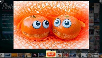 Photobox: CSS3 jQuery Image Gallery