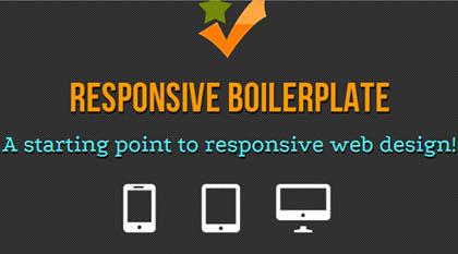 Responsive Boilerplate
