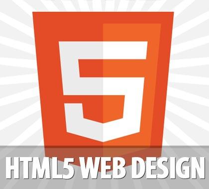 Html5 web design gallery