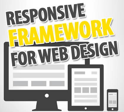 Responsive Framework for Web Design