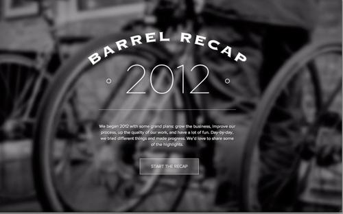Barrel 2012 Recap